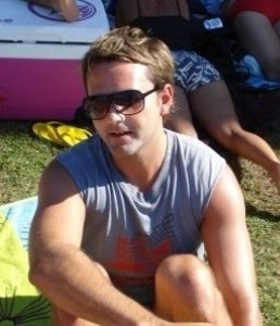 Brad, 32 jaar