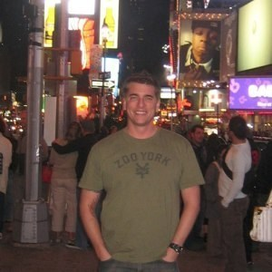 Nick, 34 jaar